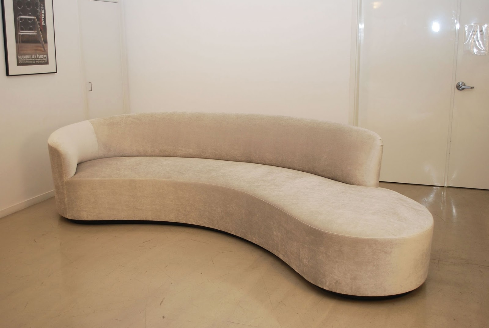 Semicircular Sofas Inside Best And Newest Semi Circle Sofa Design Ideas — Cabinets, Beds, Sofas And (View 17 of 20)