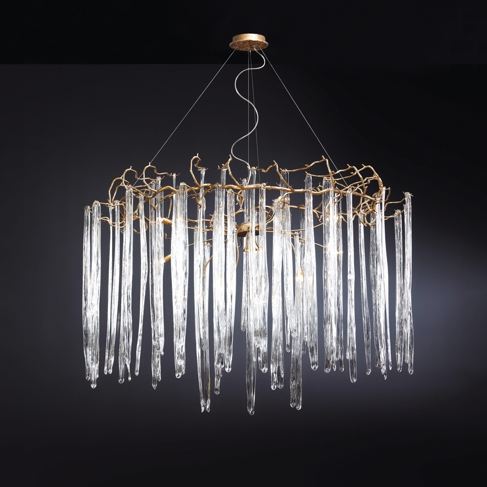 Serip America Pertaining To Favorite Waterfall Chandeliers (View 12 of 20)