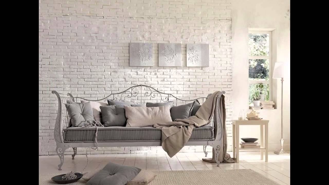 Shabby Chic Sofa Ideas – Youtube With Widely Used Shabby Chic Sofas (View 8 of 20)