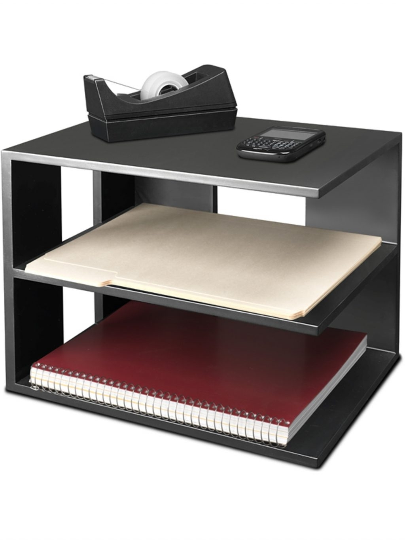 Shelf ~ Shelf Desktop Organizer Desk Shelves Clearance With Throughout Fashionable Quill Computer Desks (View 15 of 20)