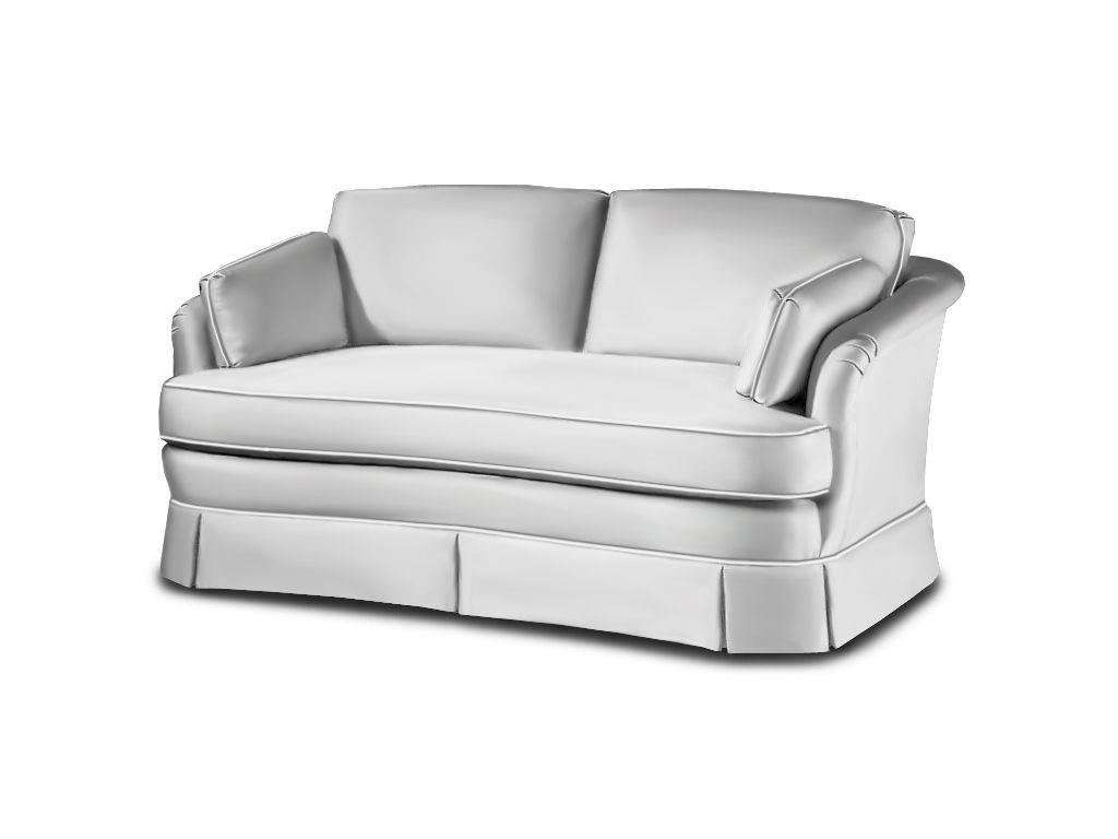 Sherrill Living Room One Cushion Sofa 2212L – Sherrill Furniture Throughout Favorite One Cushion Sofas (View 8 of 20)