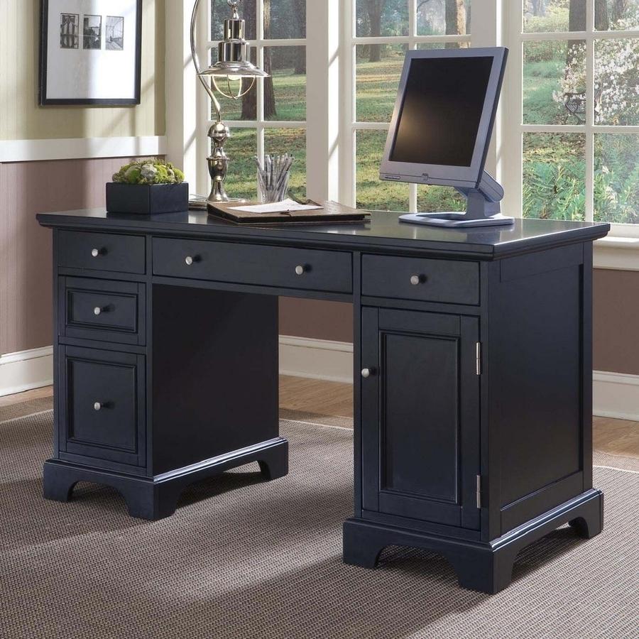 Shop Desks At Lowes Pertaining To Latest Espresso Computer Desks (View 16 of 20)