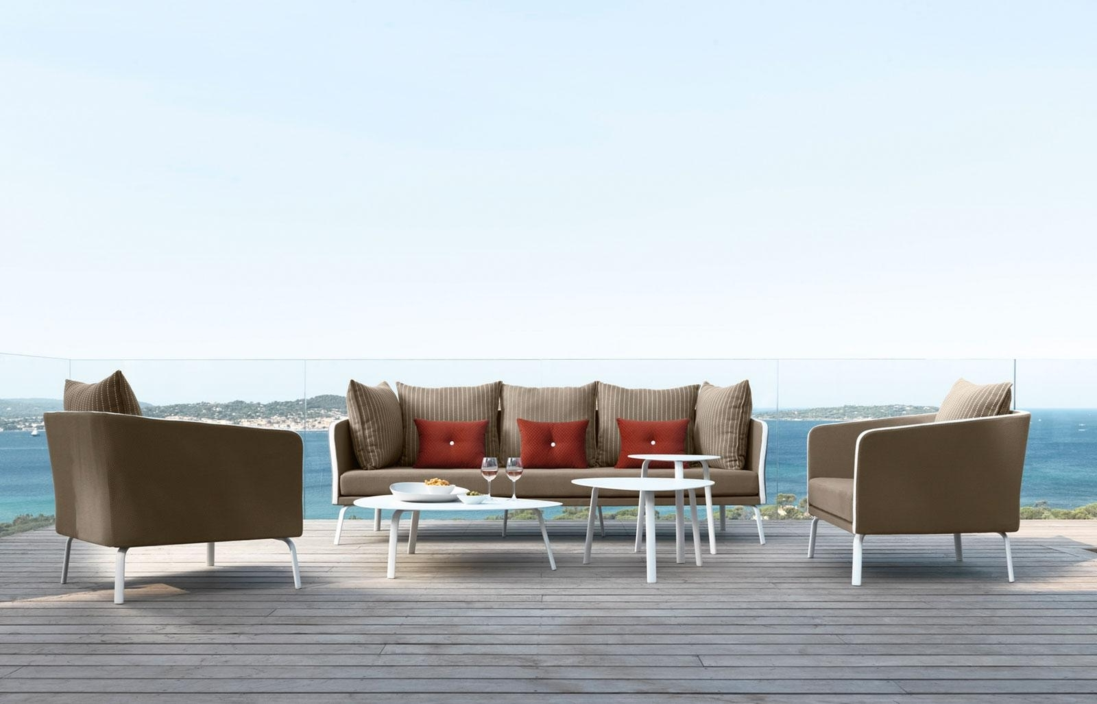Featured Photo of Outdoor Sofa Chairs