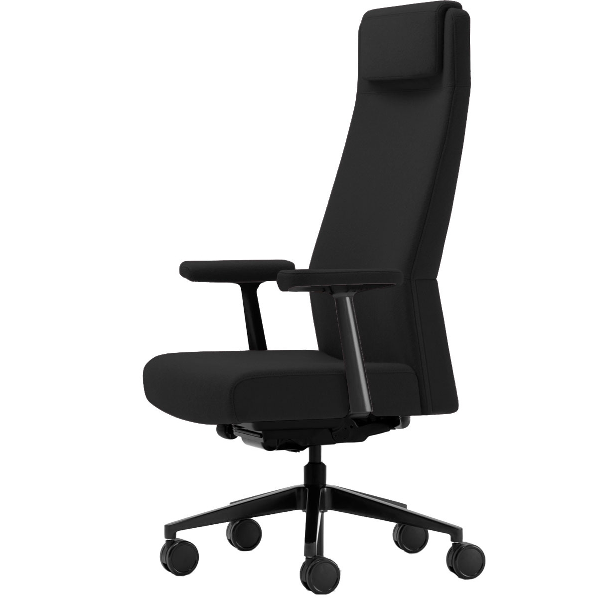 Siento High Back Executive Desk Chair (View 12 of 20)