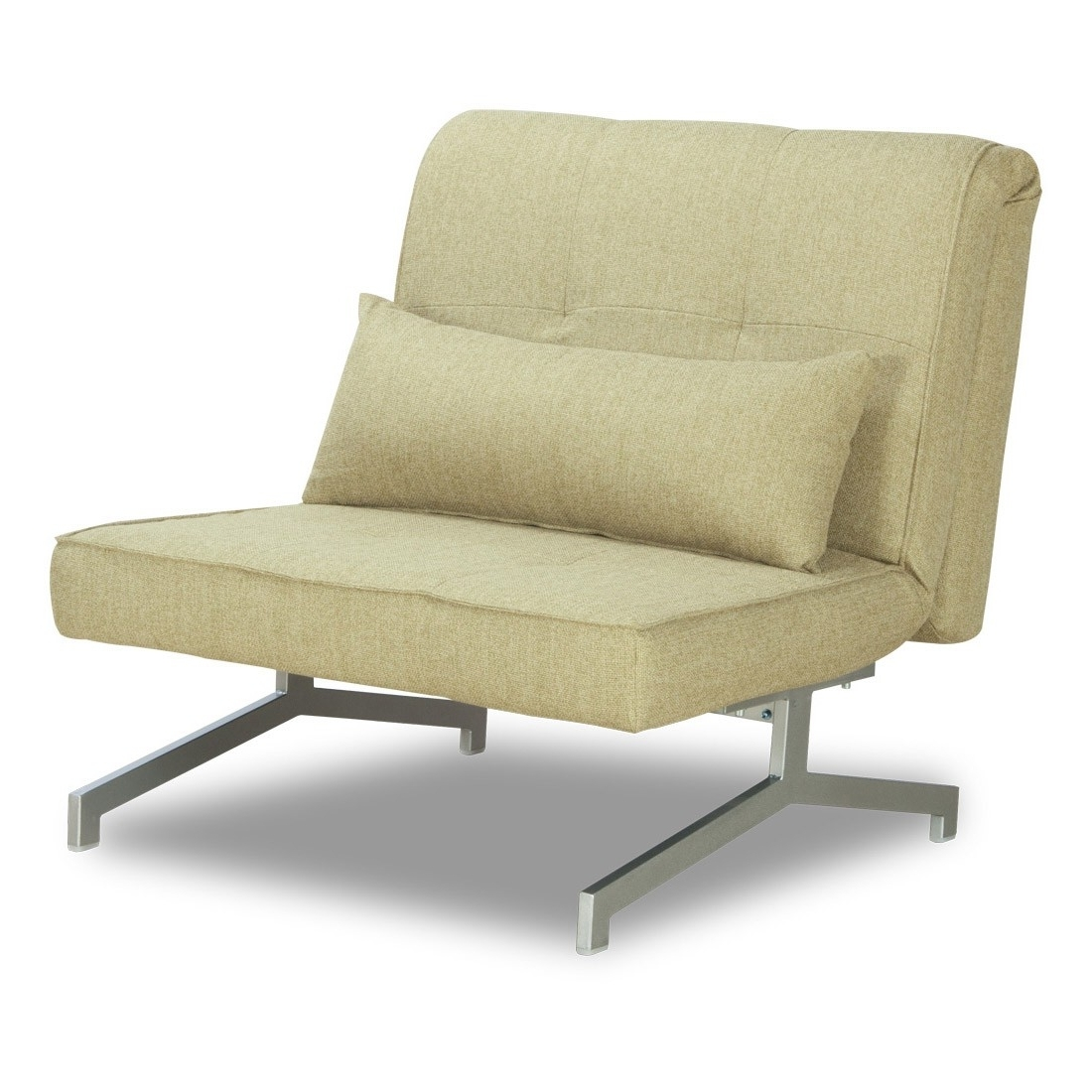 Single Seat Sofa Chairs Within Fashionable Single Chair Sofa Beds Uk – Surferoaxaca (View 9 of 20)