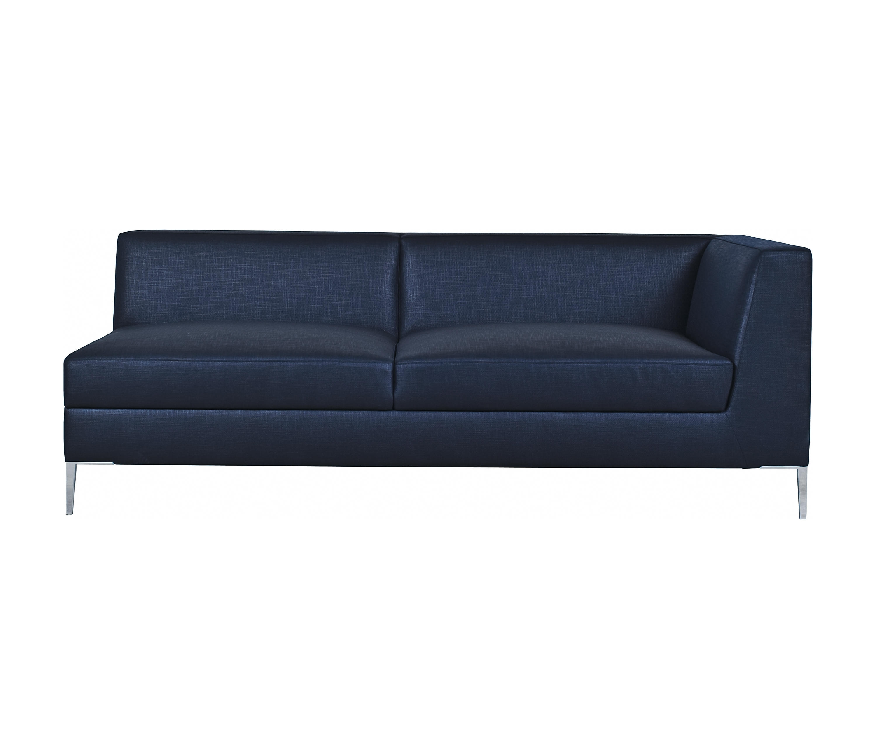Single Sofas Pertaining To Most Current Jean Louis 2Seater Single Arm Sofa – Sofas From Time & Style (View 15 of 20)