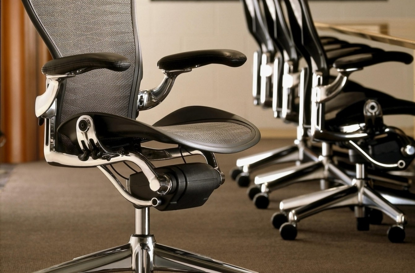 Sleek Style Executive Office Chairs With Regard To 2019 Chair : Henry Miller Office Chair 44 Images Furniture For Henry (View 17 of 20)