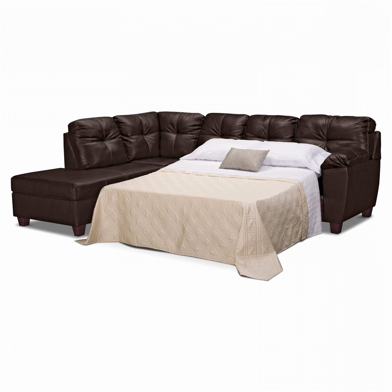 Sleeper Sofa Ikea Sectional Sofa Bed Fabric Sectional With Leather Inside Best And Newest Ikea Sectional Sleeper Sofas (View 17 of 20)