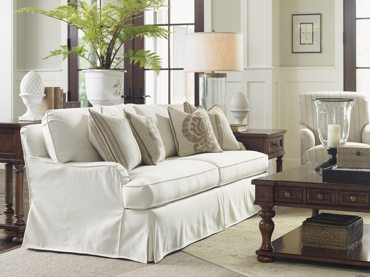 Slipcovers Sofas Inside Recent Why To Have Slipcovers For Sofa – Blogbeen (View 15 of 20)