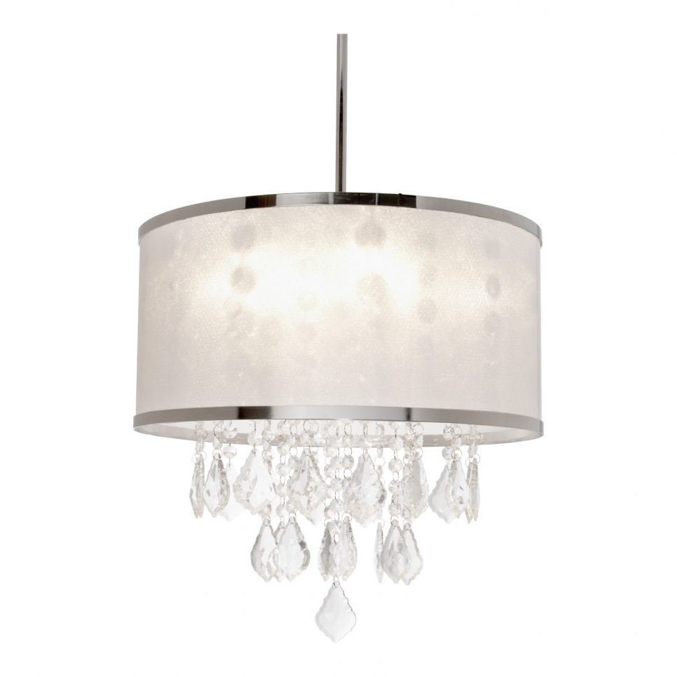 Small Chandeliers Throughout 2018 Chandeliers Design : Awesome Semi Flushmount Lighting Modern Crystal (View 19 of 20)