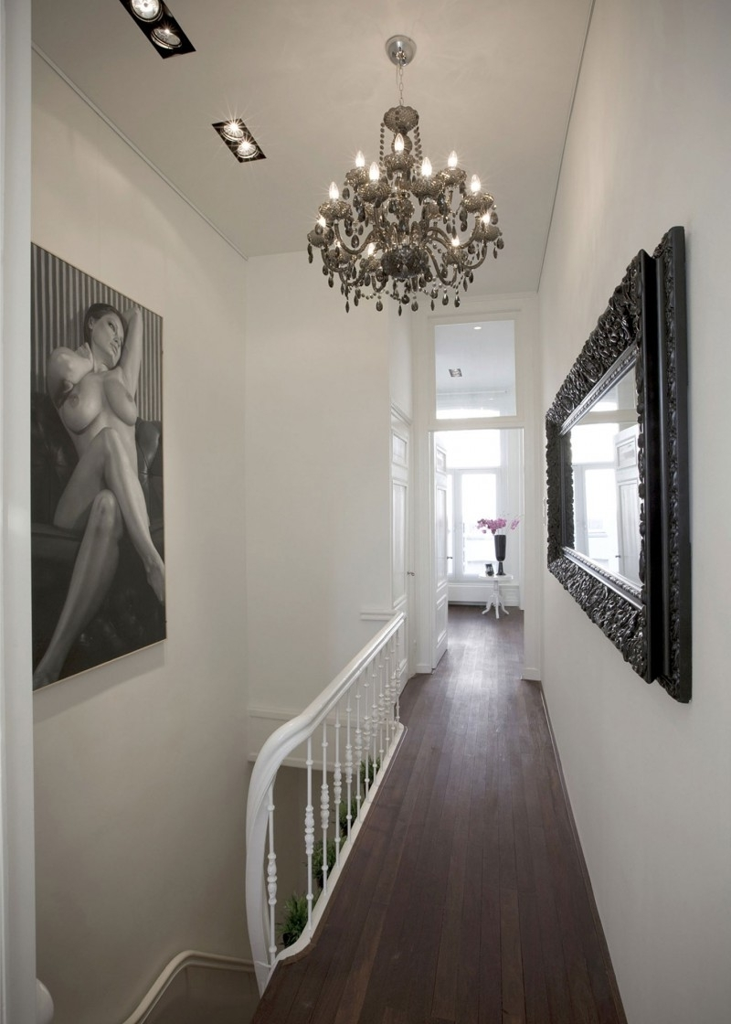 Small Hallway Chandeliers Throughout 2018 Important Hallway Designs Ideas In Modern Style – Hallway Designs (View 2 of 20)