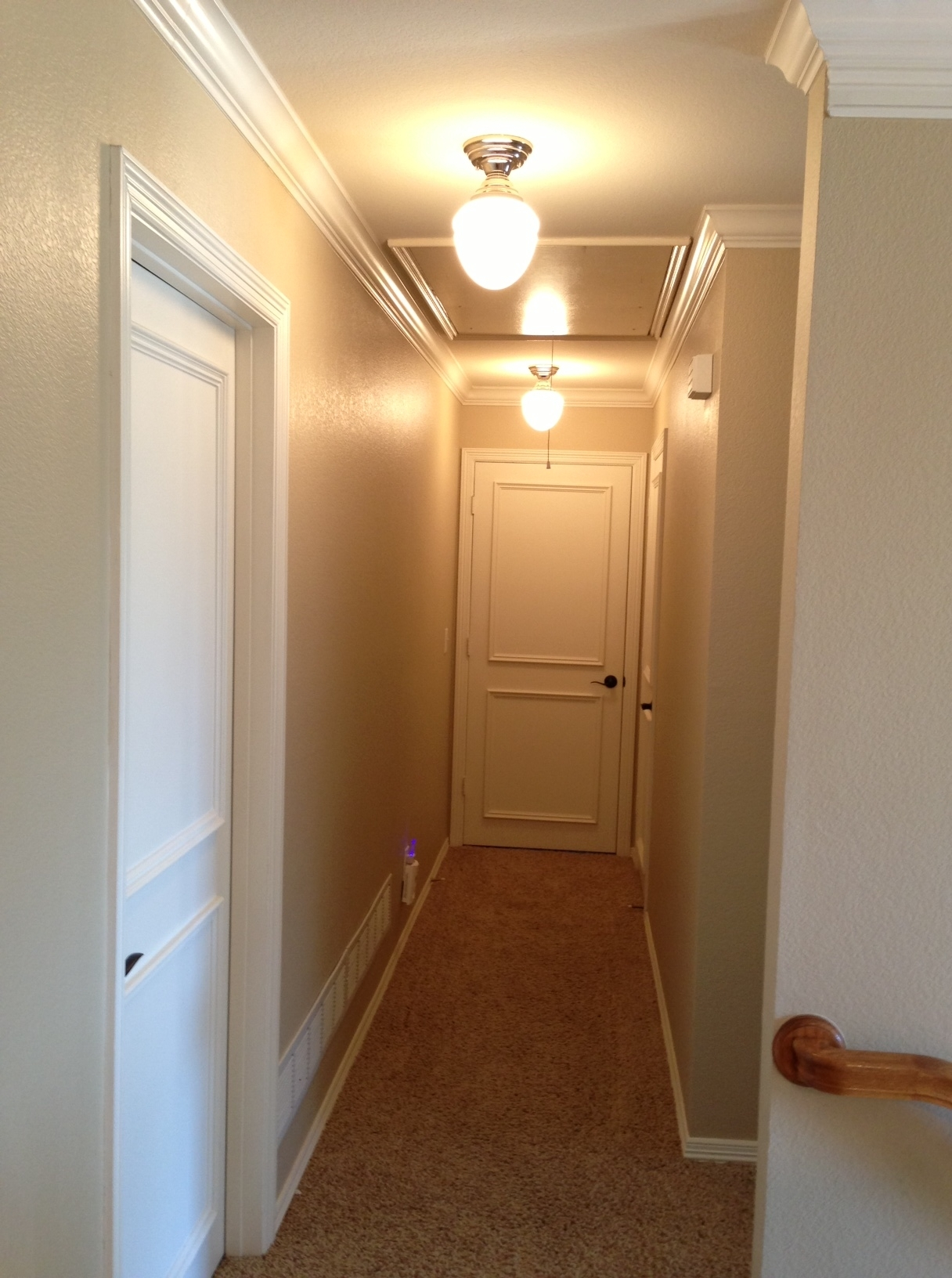 Small Hallway Chandeliers Within Trendy Light Fixture : Chandelier Size For Two Story Foyer Small Hallway (View 17 of 20)