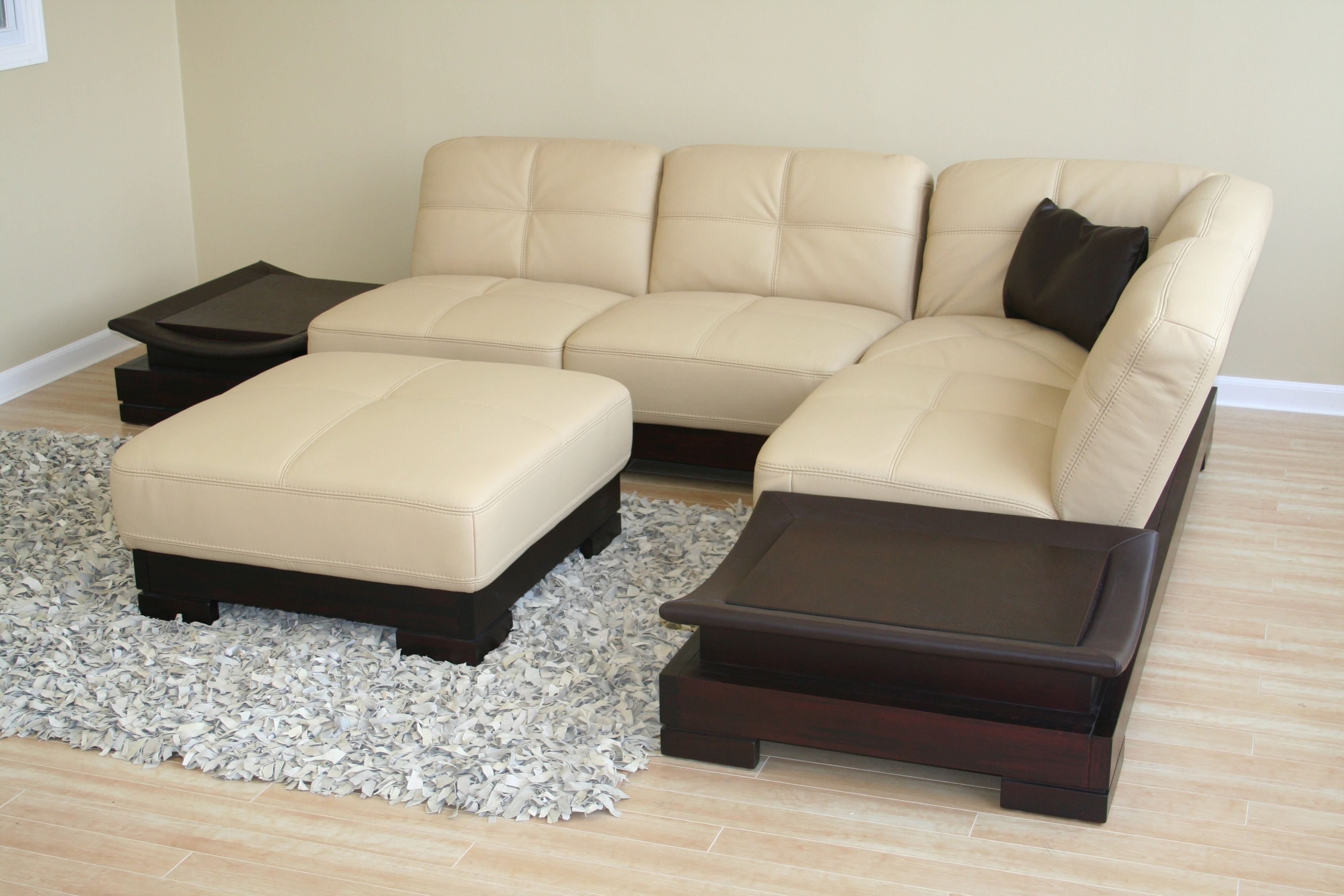 Small Modular Sofas For Most Recently Released Living Room : Modular Sofas For Small Spaces Small Sectional Sofas (Gallery 15 of 20)