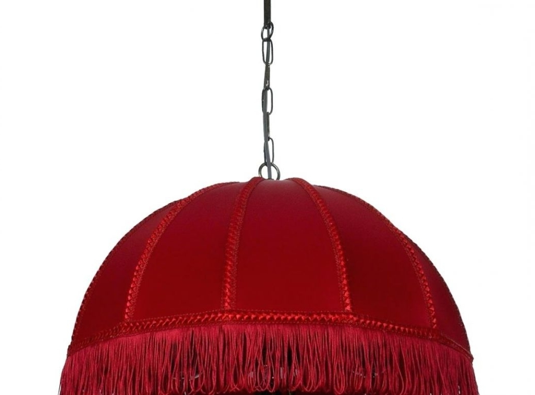Small Red Chandelier With Well Known Small Red Chandelier Glass Charm Full Size Of Interesting Elegant Ex (View 17 of 20)