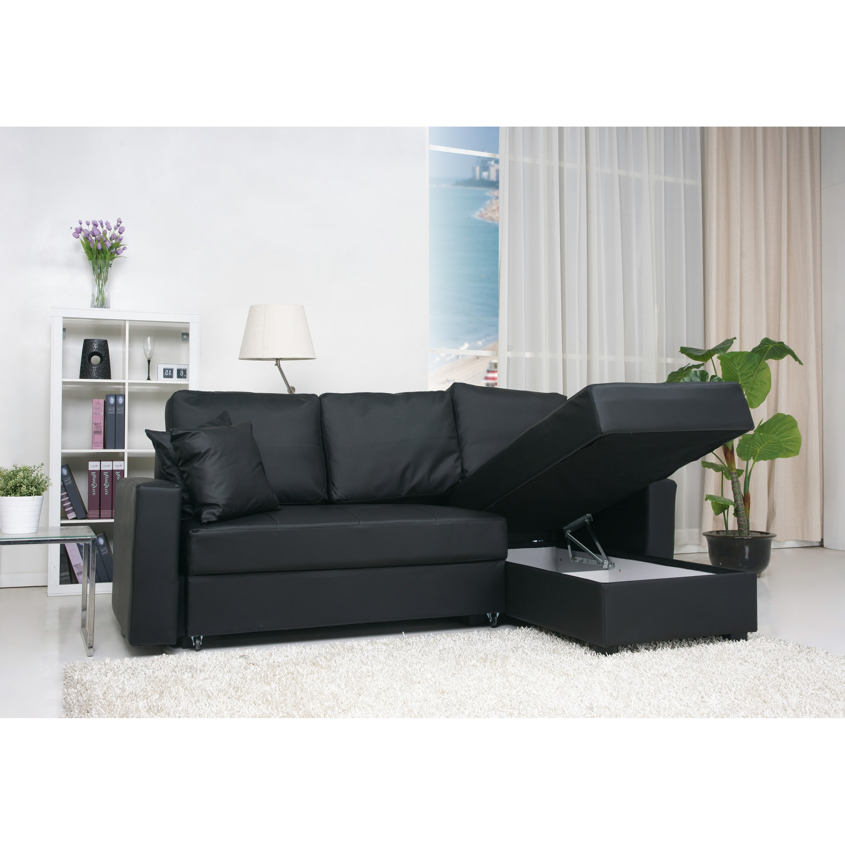 Small Spaces Pertaining To Popular Sectional Sofas At Ebay (View 8 of 20)