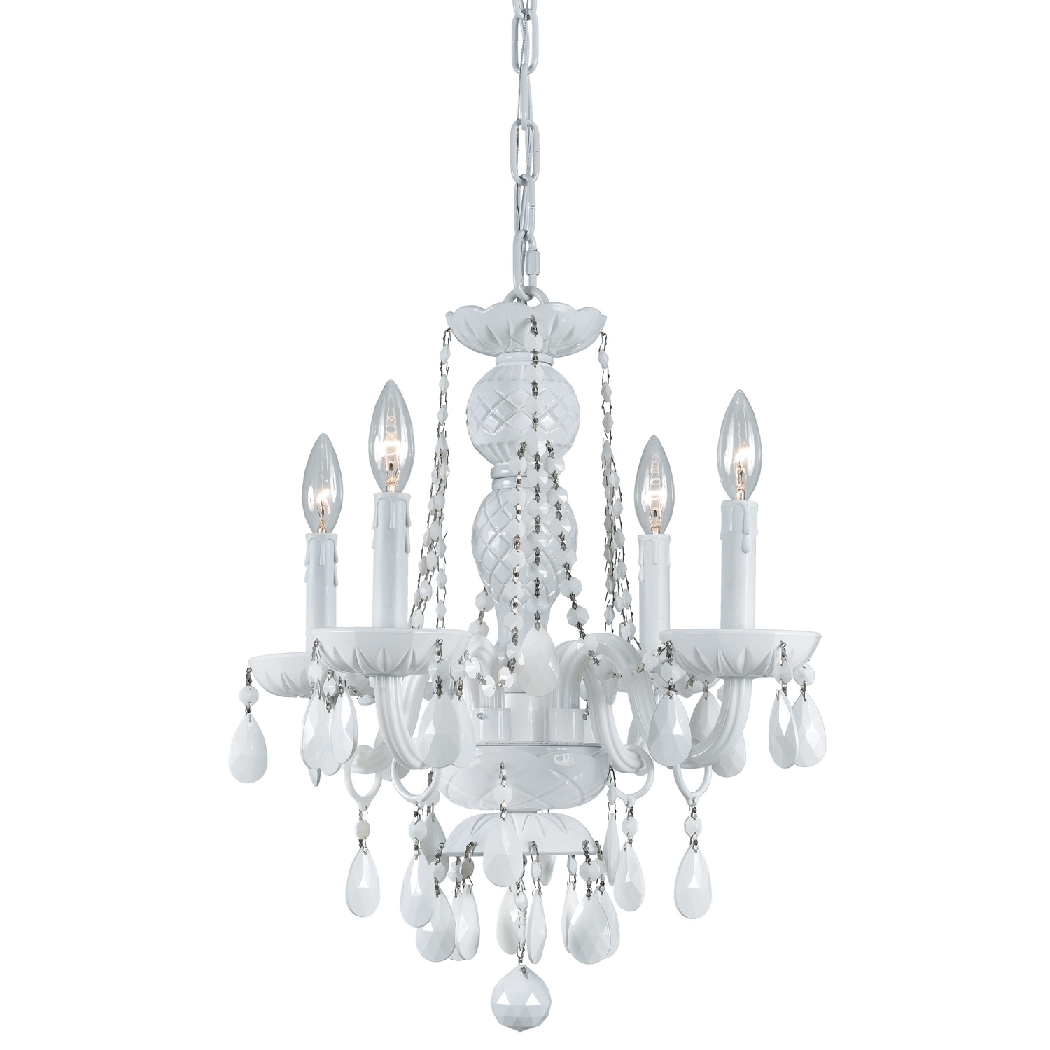 Small White Chandeliers Pertaining To Current Mini Chandeliers For Bedroom – Internetunblock – Internetunblock (View 4 of 20)