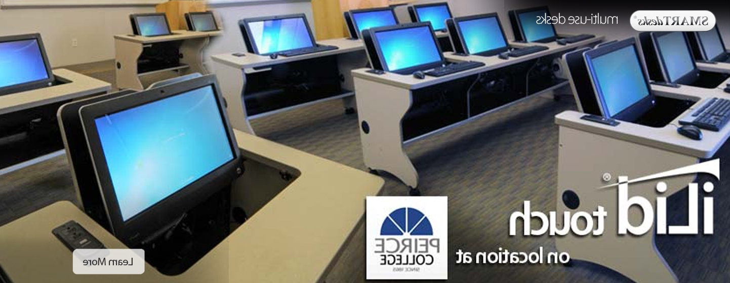 Smart Desks : School & Classroom Computer Desks In Preferred Computer Desks For Schools (View 16 of 20)