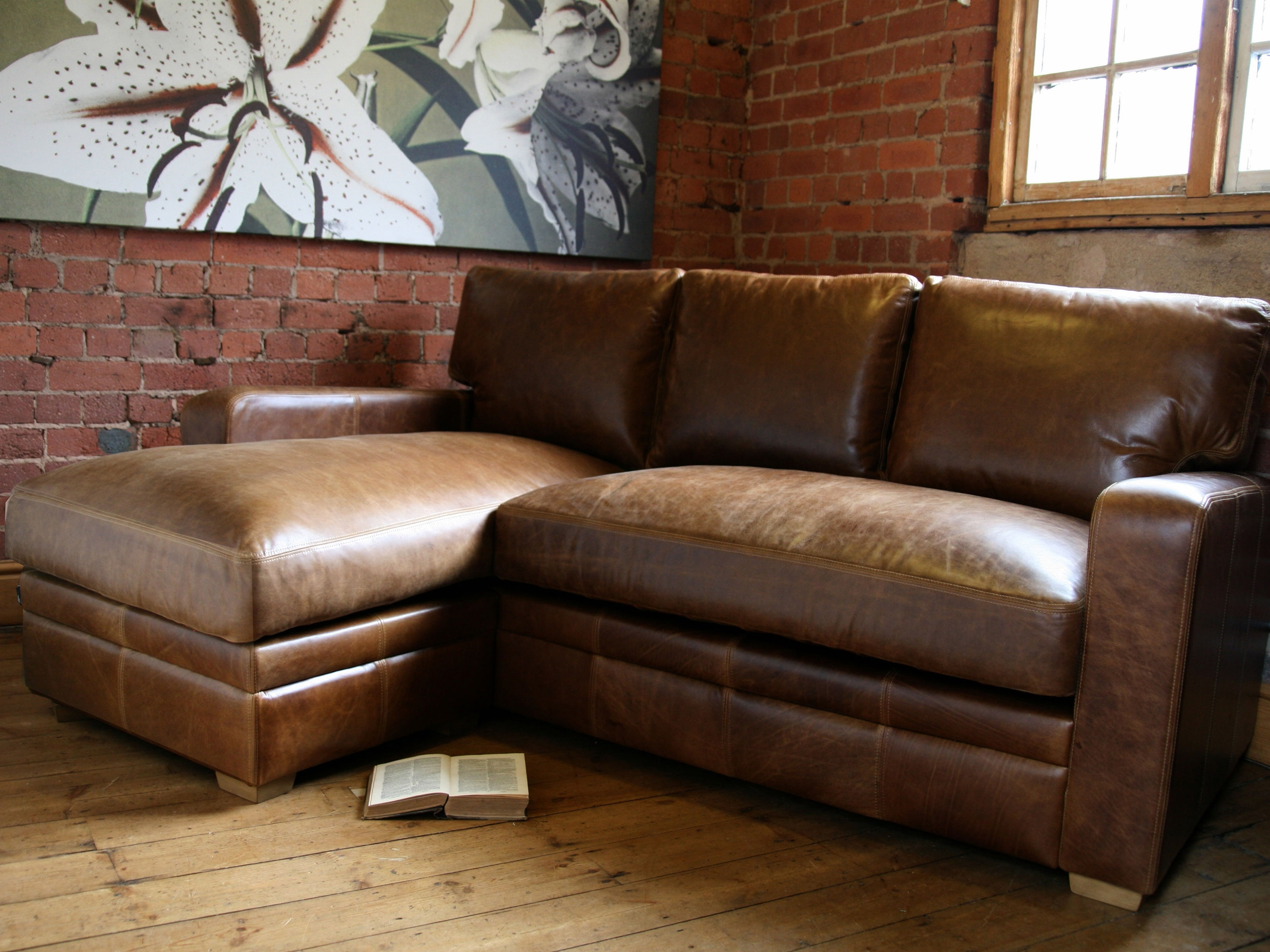 Sofa : Armchair Chaise Lounge Elegant Sofa Graceful Leather Chaise For Widely Used Leather Lounge Sofas (View 2 of 20)
