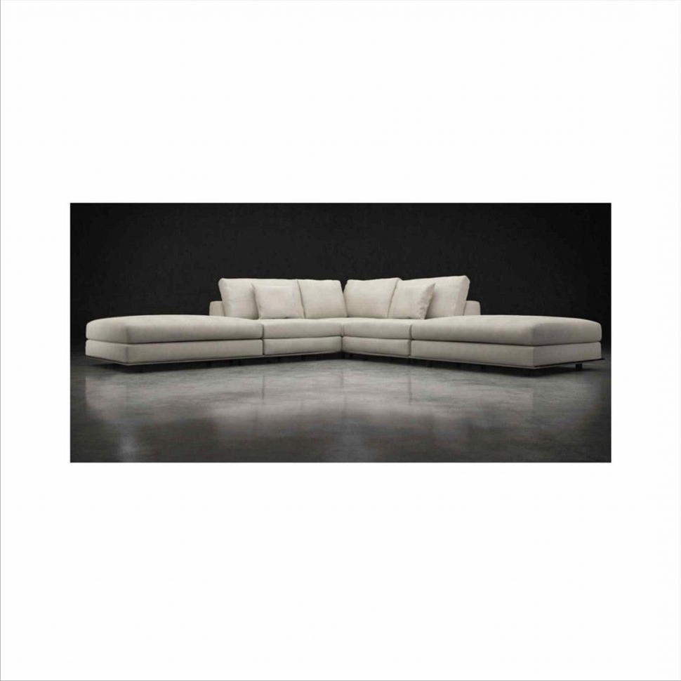 Sofa Armless Sectional C Shaped In Small Patola Park Piece For Newest