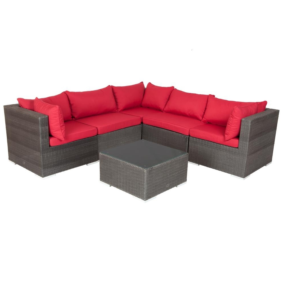 Sofa : Best Outdoor Couch Corner Patio Couch Outdoor Lounge Couch With Regard To Trendy Mn Sectional Sofas (View 20 of 20)