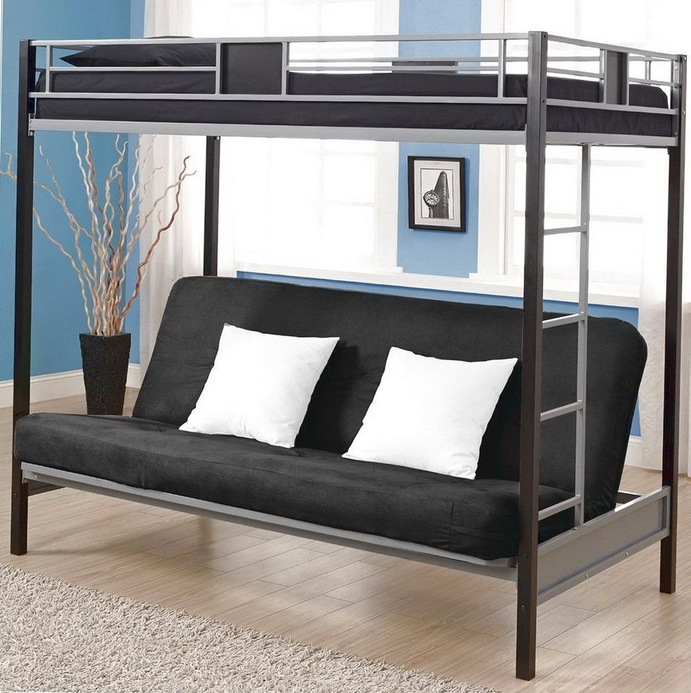 Sofa Bunk Beds Inside Most Recently Released Advantages Of Sofa Bunk Bed – Blogbeen (View 12 of 20)