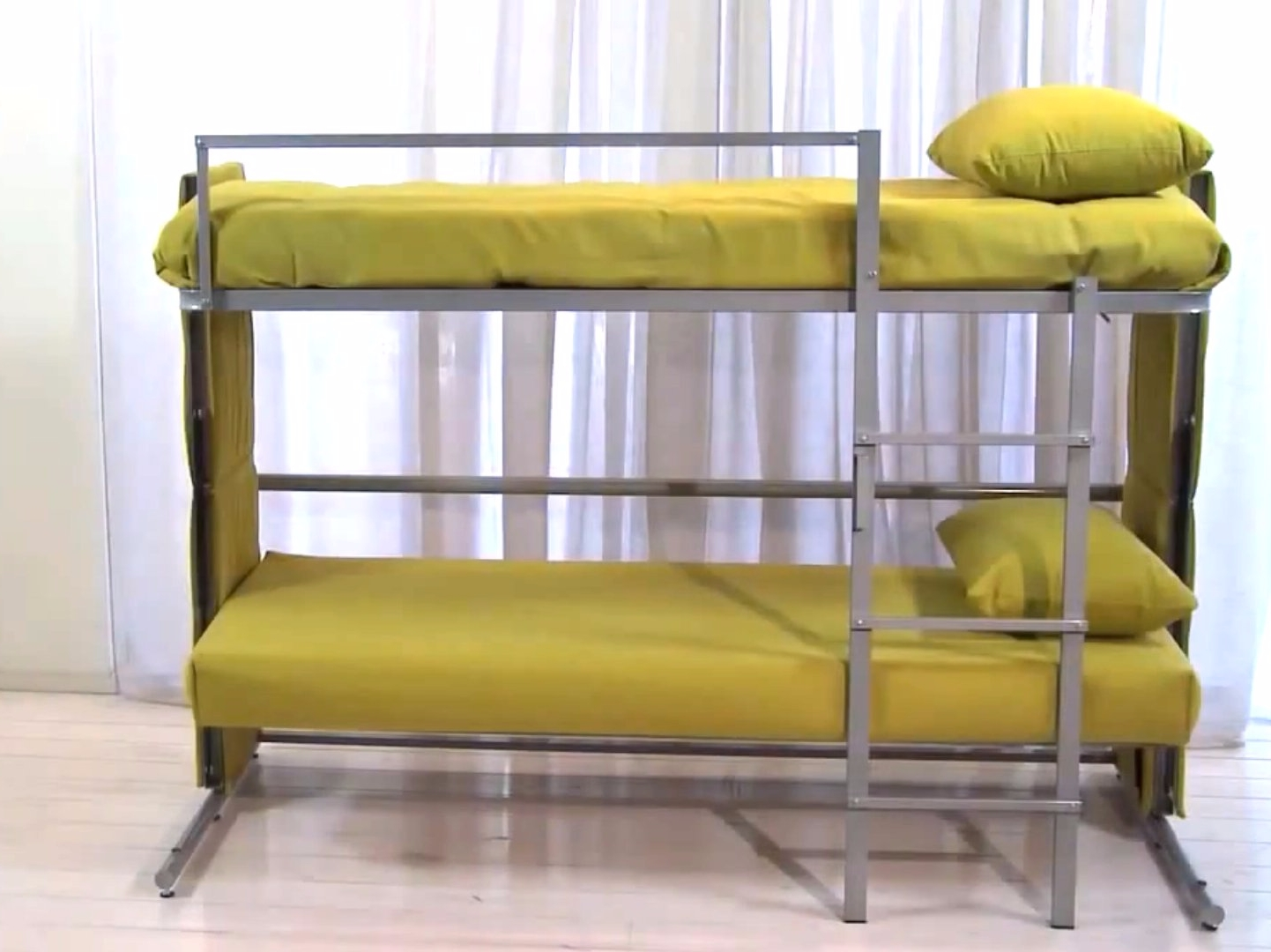 Sofa Bunk Beds Pertaining To Trendy Convertible Sofa Bunk Bed Ikea : Advantages Of Couch That Turns (View 14 of 20)