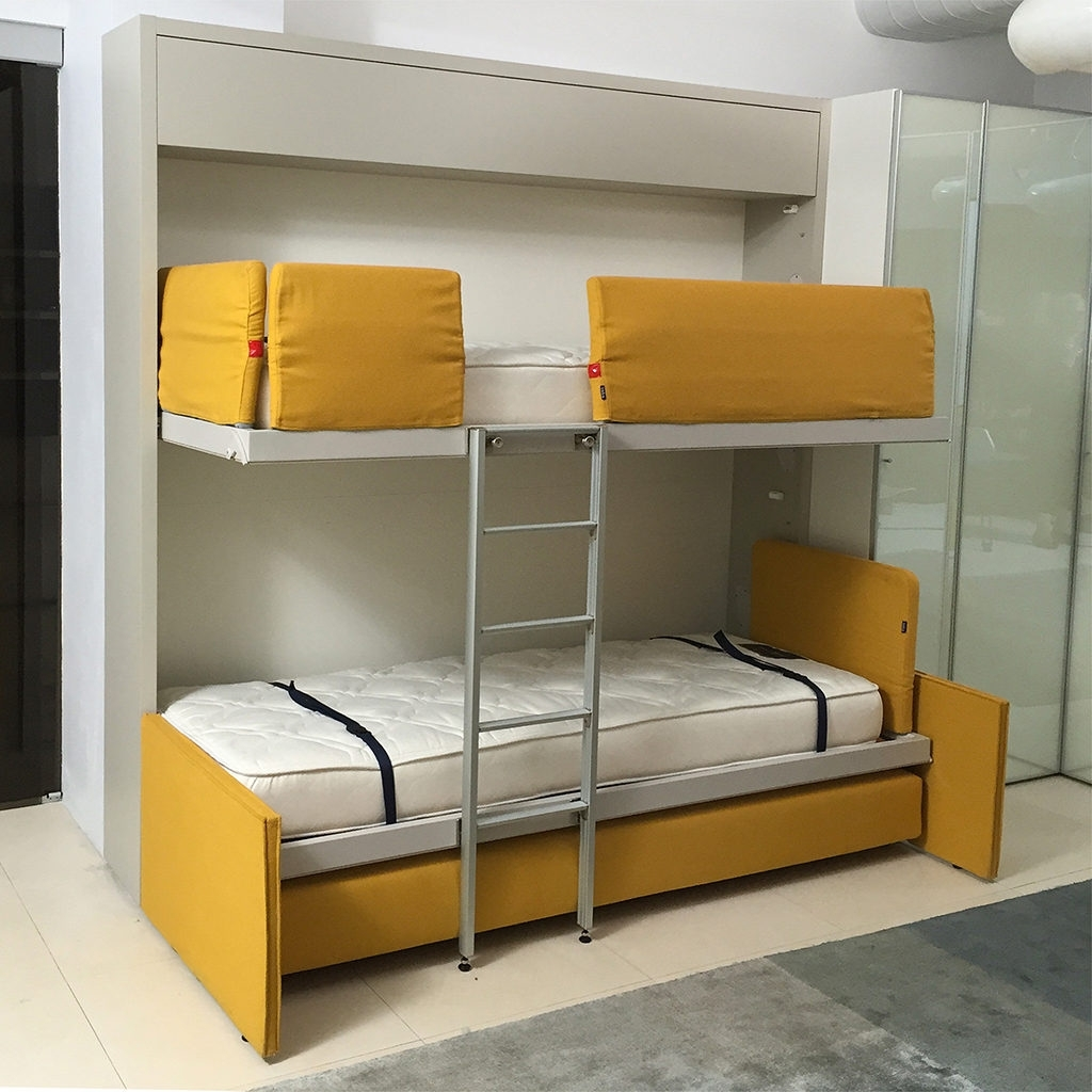 Sofa Bunk Beds Pertaining To Well Known Sofa Bunk Bed – Interior Paint Colors Bedroom – Imagepoop (View 15 of 20)