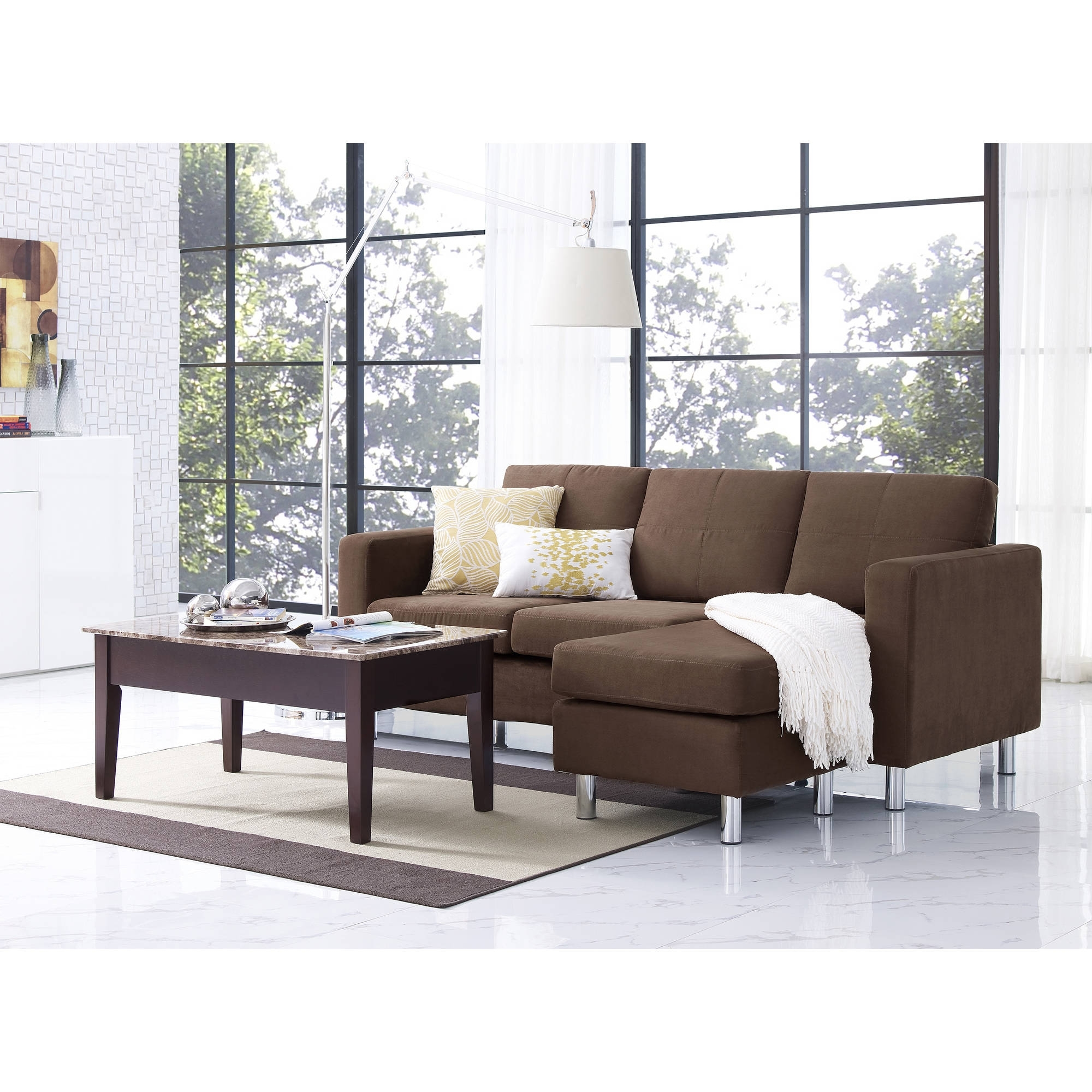 Sofa : Cheap Leather Corner Sofas Leather Couches For Sale Sleeper Inside Most Recently Released Small Sectional Sofas For Small Spaces (View 15 of 20)