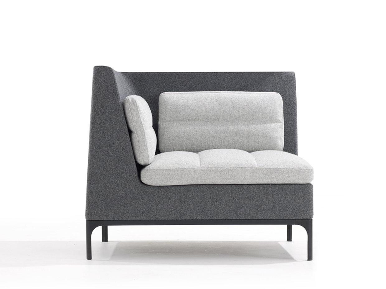 Sofa : Cool Single Corner Sofa 1 Single Corner Sofa Corner Sofa For Well Known Single Sofas (View 9 of 20)