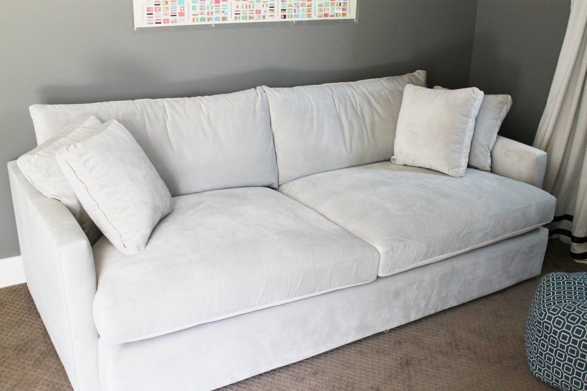 Sofa Inspiration, Modern And Inspiration Pertaining To Well Liked Deep Cushion Sofas (View 4 of 20)