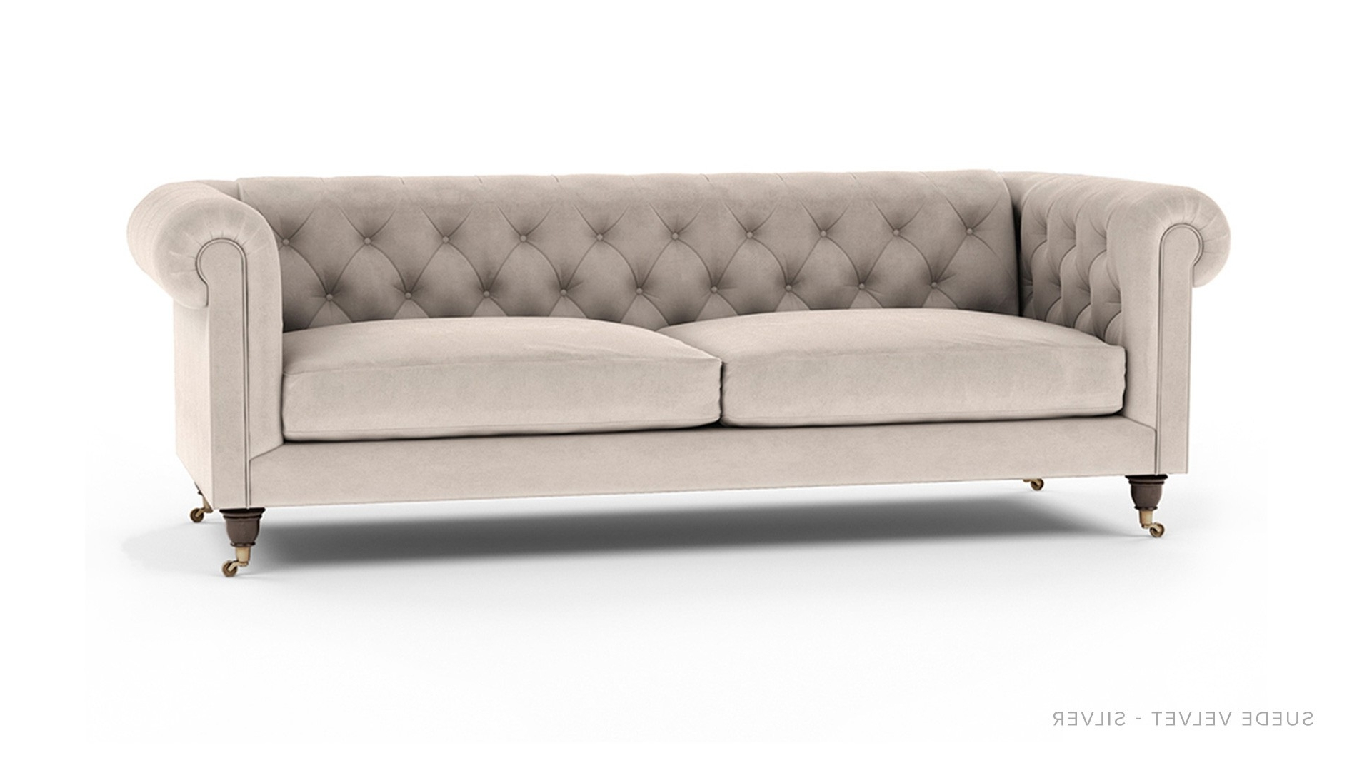 Sofa – Luxdeco Inside Famous Chesterfield Sofas (View 18 of 20)