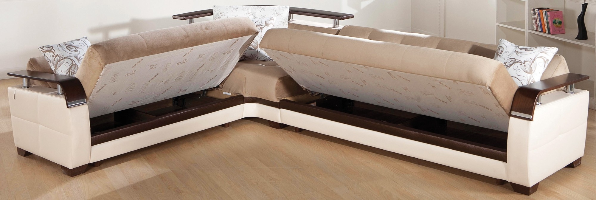 Sofa Sleeper Sectionals – Interior Design Pertaining To Current Sectional Sofas With Sleeper (View 14 of 20)