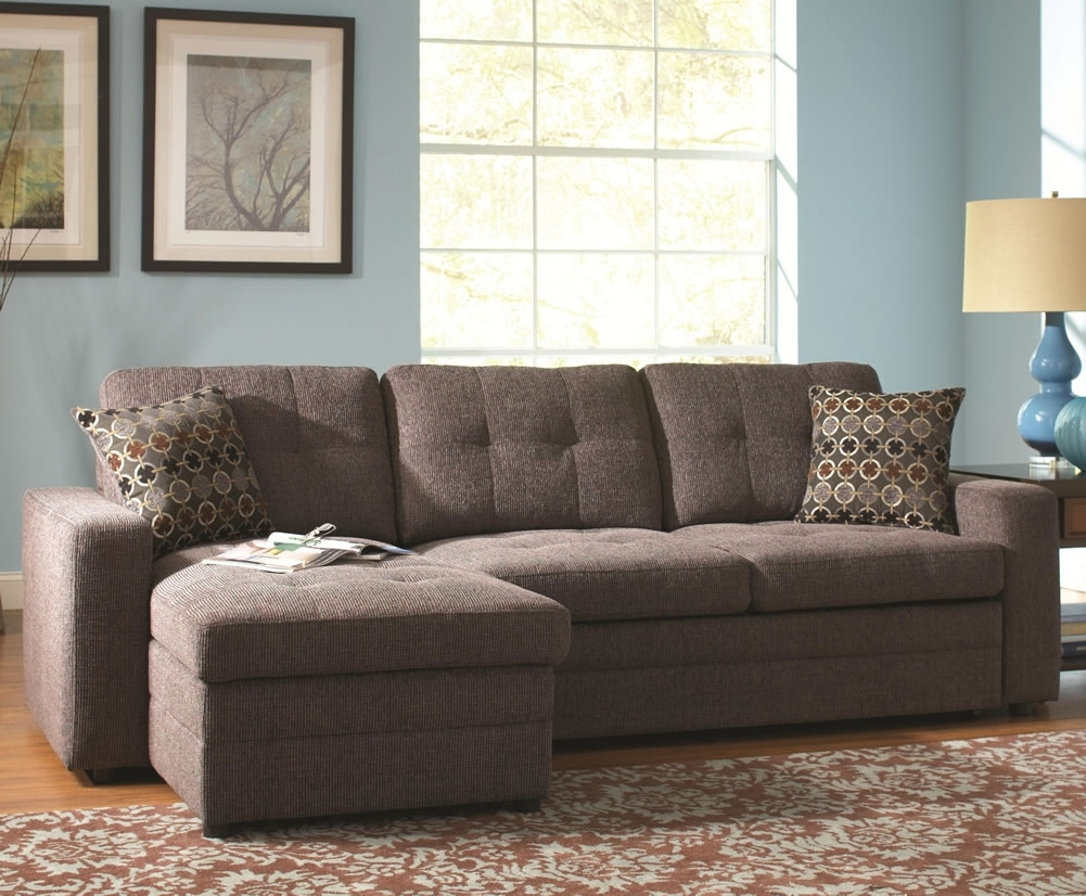 Sofa : Small Sectional Sofa With Chaise Lounge Small Couch Set In Most Current Narrow Spaces Sectional Sofas (View 9 of 20)
