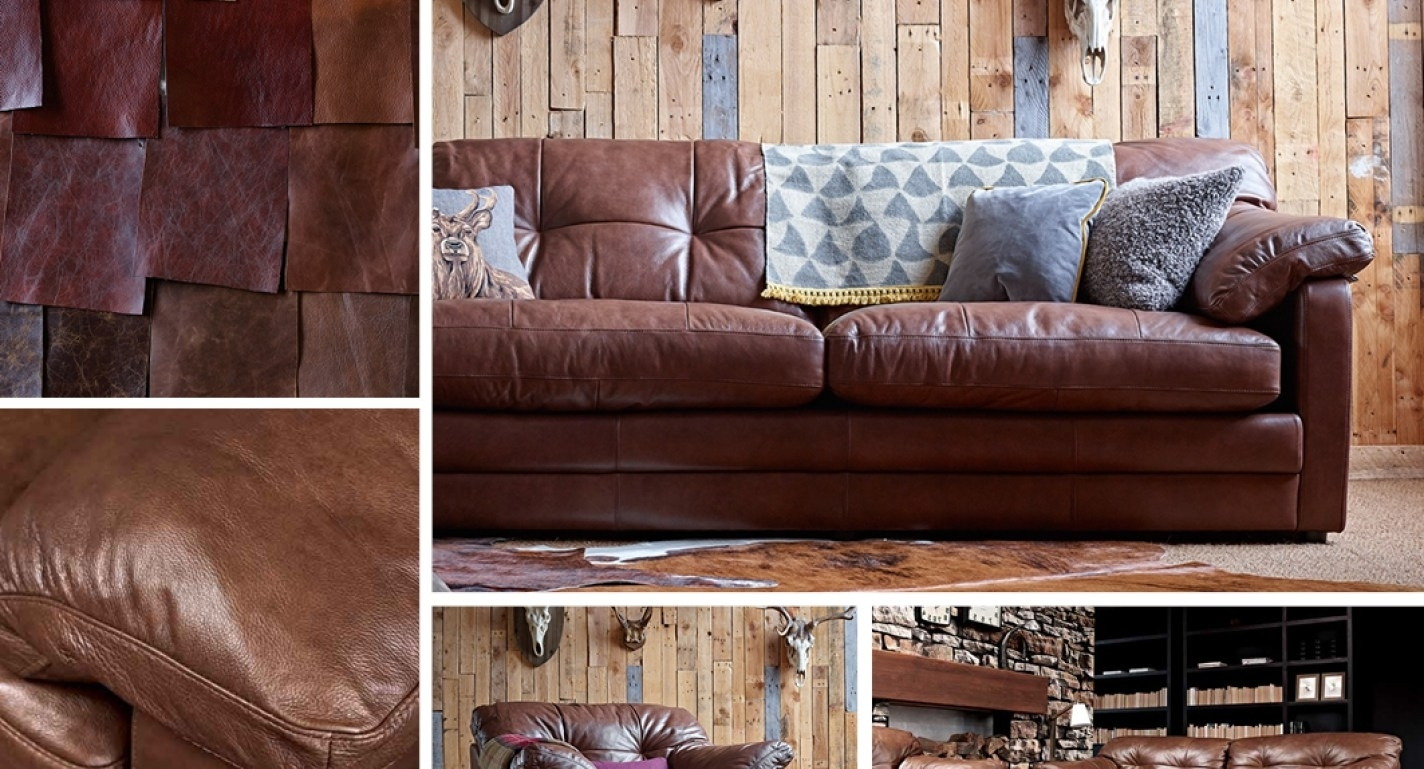 Sofa : Stylish Canterbury Leather Sofa Range Dreadful Canterbury Inside Favorite Canterbury Leather Sofas (View 15 of 20)