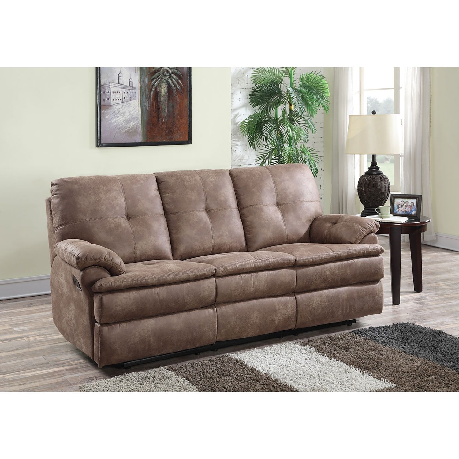 Sofa : Two Seater Fabric Recliner Sofa Fabric Reclining Sofa And Inside Fashionable Sams Club Sectional Sofas (View 9 of 20)
