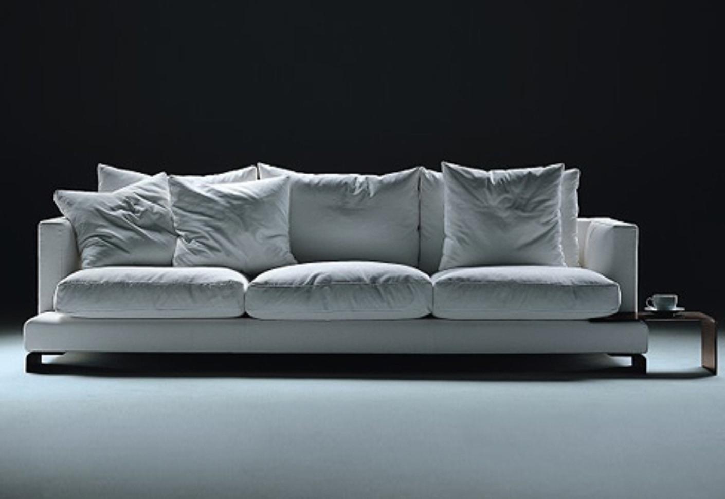 Sofa : West Elm Dunham Down Filled Sofa Down Filled Sofa Canada With 2019 Down Filled Sofas (View 6 of 20)