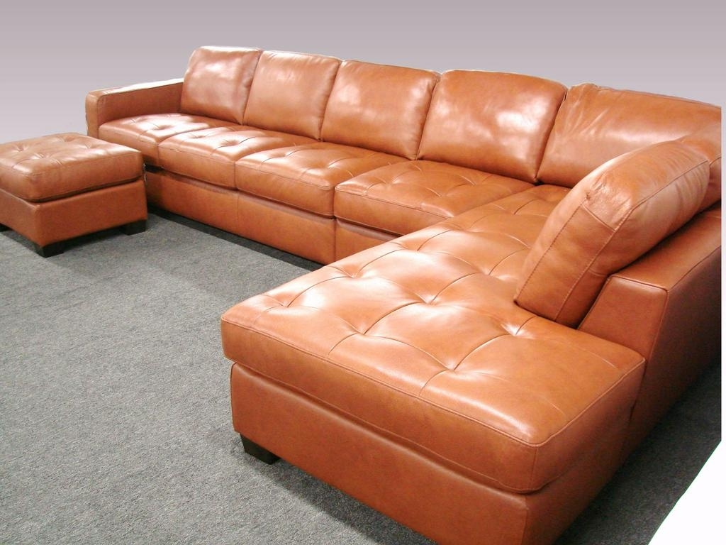 Sofa: Wonderful Leather Sofas For Sale Real Leather Sofas, Leather Pertaining To Widely Used Camel Sectional Sofas (View 15 of 20)