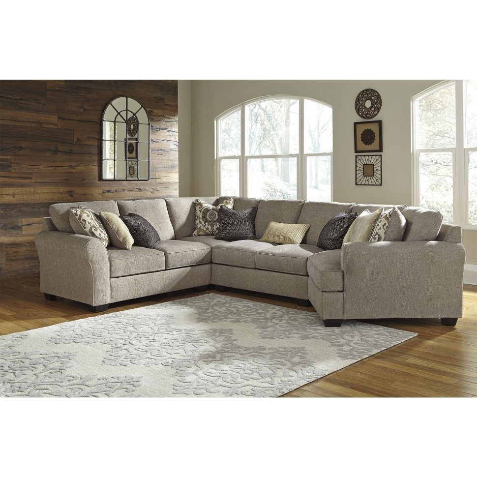 Sofas : Left Facing Corner Sofa Sectional Furniture Small With Well Liked Teppermans Sectional Sofas (View 5 of 20)