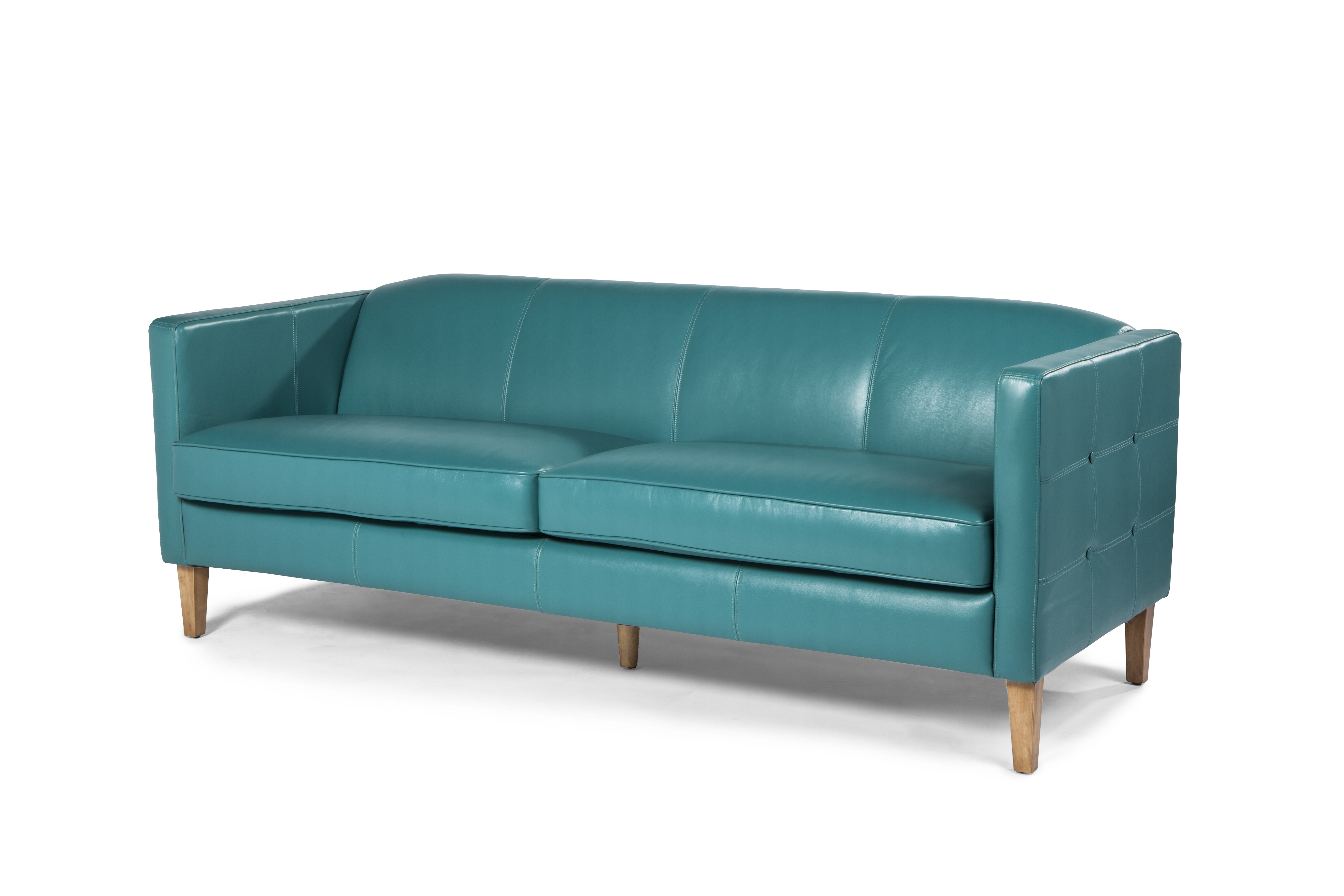Sofas : Turquoise Leather Sofa Leather Corner Sofa' Sectional Within Fashionable Turquoise Sofas (View 12 of 20)