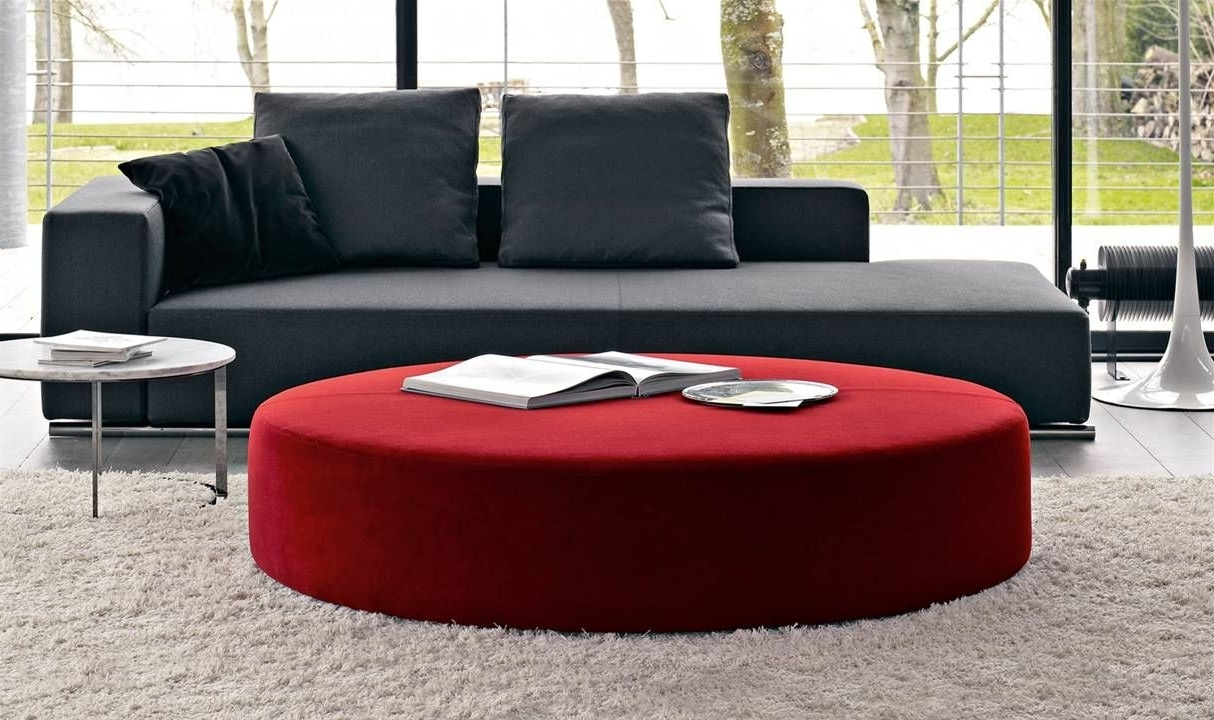 Sofas With Large Ottoman In Recent From B&b Italia But Really Oversized (View 20 of 20)