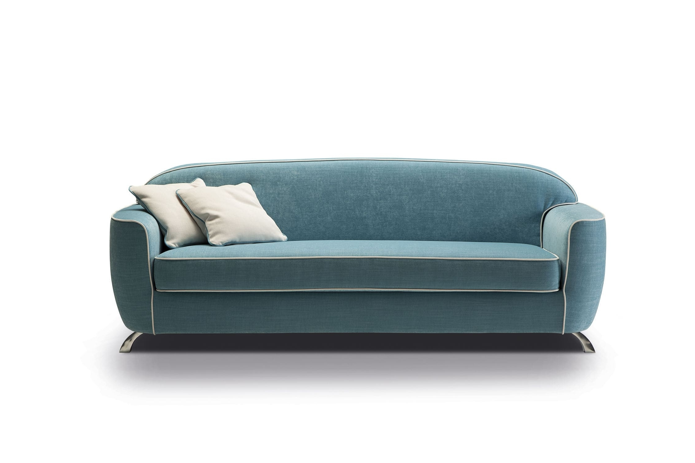 Sofas With Washable Covers With Most Current Sofa Bed / Contemporary / Fabric / With Washable Removable Cover (View 4 of 20)