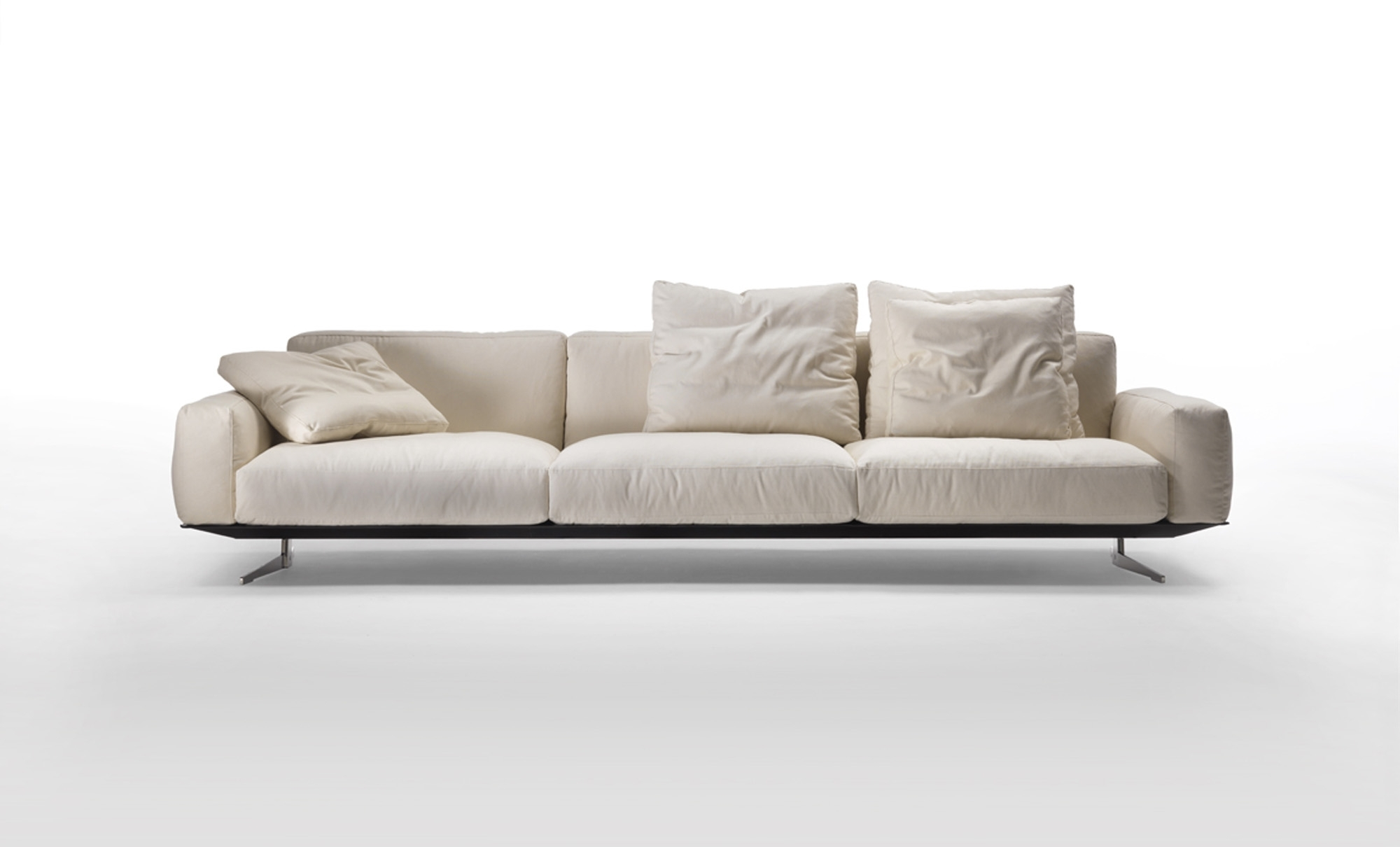 Soft Sofas In Newest Soft Dream – Sofas – Fanuli Furniture (View 13 of 20)