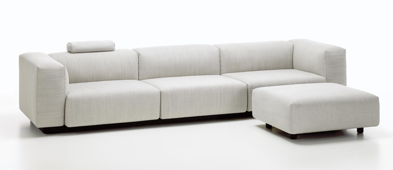 Soft Sofas Regarding Most Current Vitra – Soft Modular Sofa – Jasper Morrison (View 19 of 20)