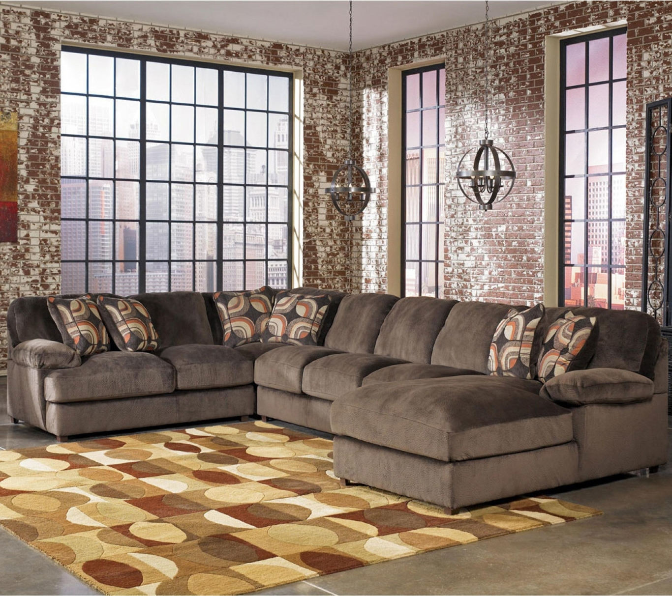 Attirant St Cloud Mn Sectional Sofas In Most Recent Hom Furniture St Cloud Mn  (Gallery 1