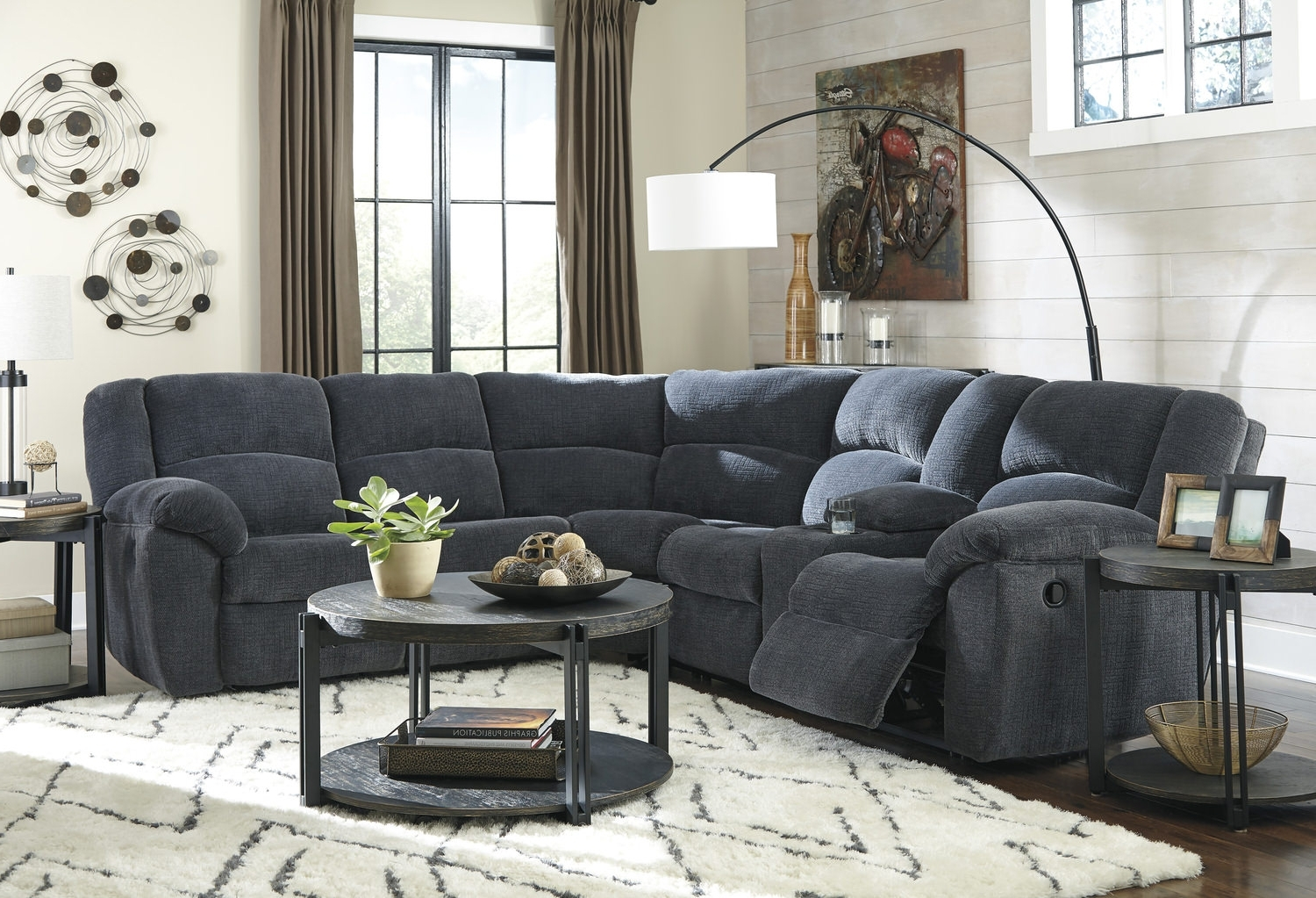 St Cloud Mn Sectional Sofas Throughout Latest Texas 2 Piece Reclining Sectional (View 17 of 20)