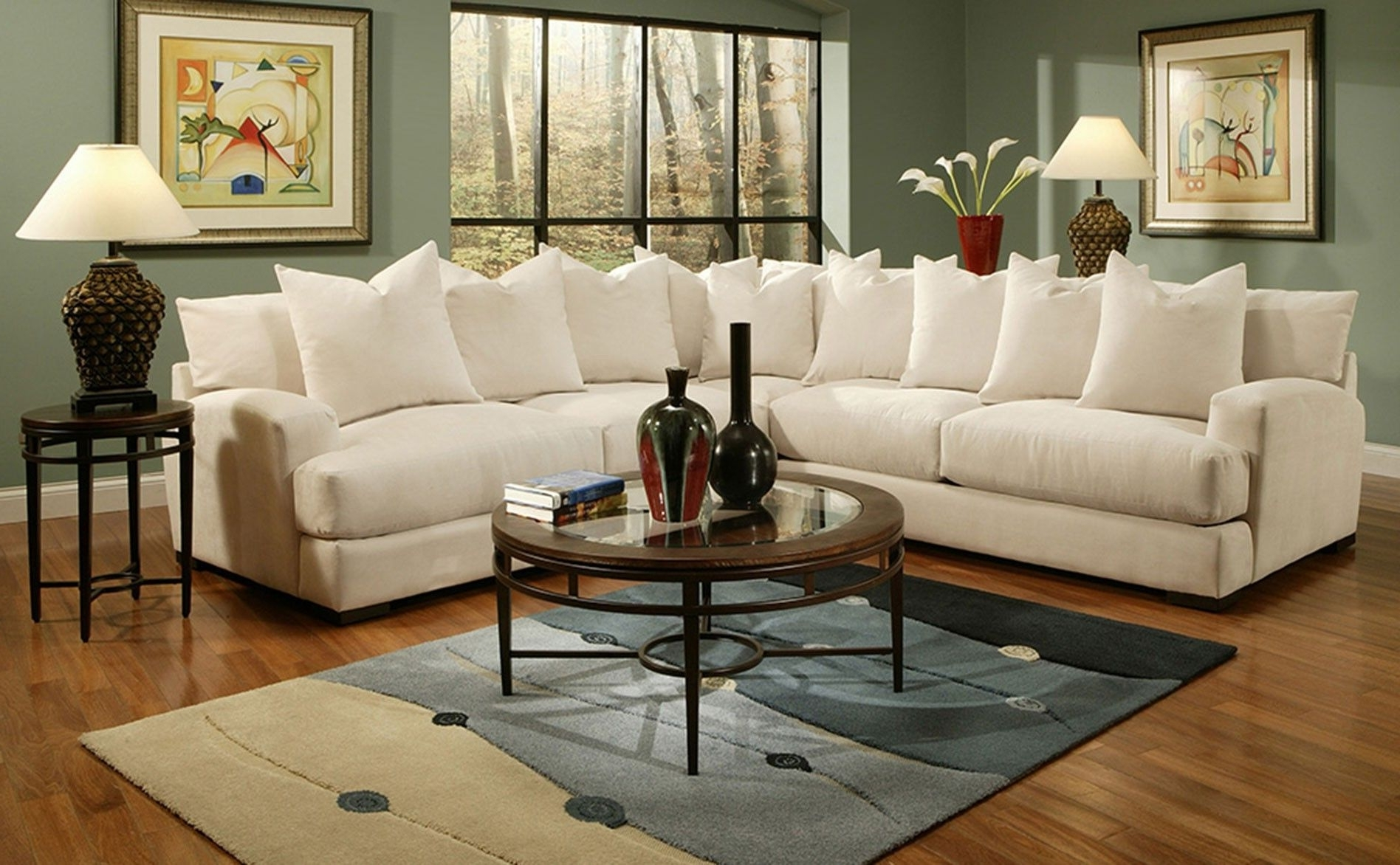 St Louis Sectional Sofas Throughout Well Liked Jonathan Louis Carlin Sectional – Belfore Linen (View 13 of 20)