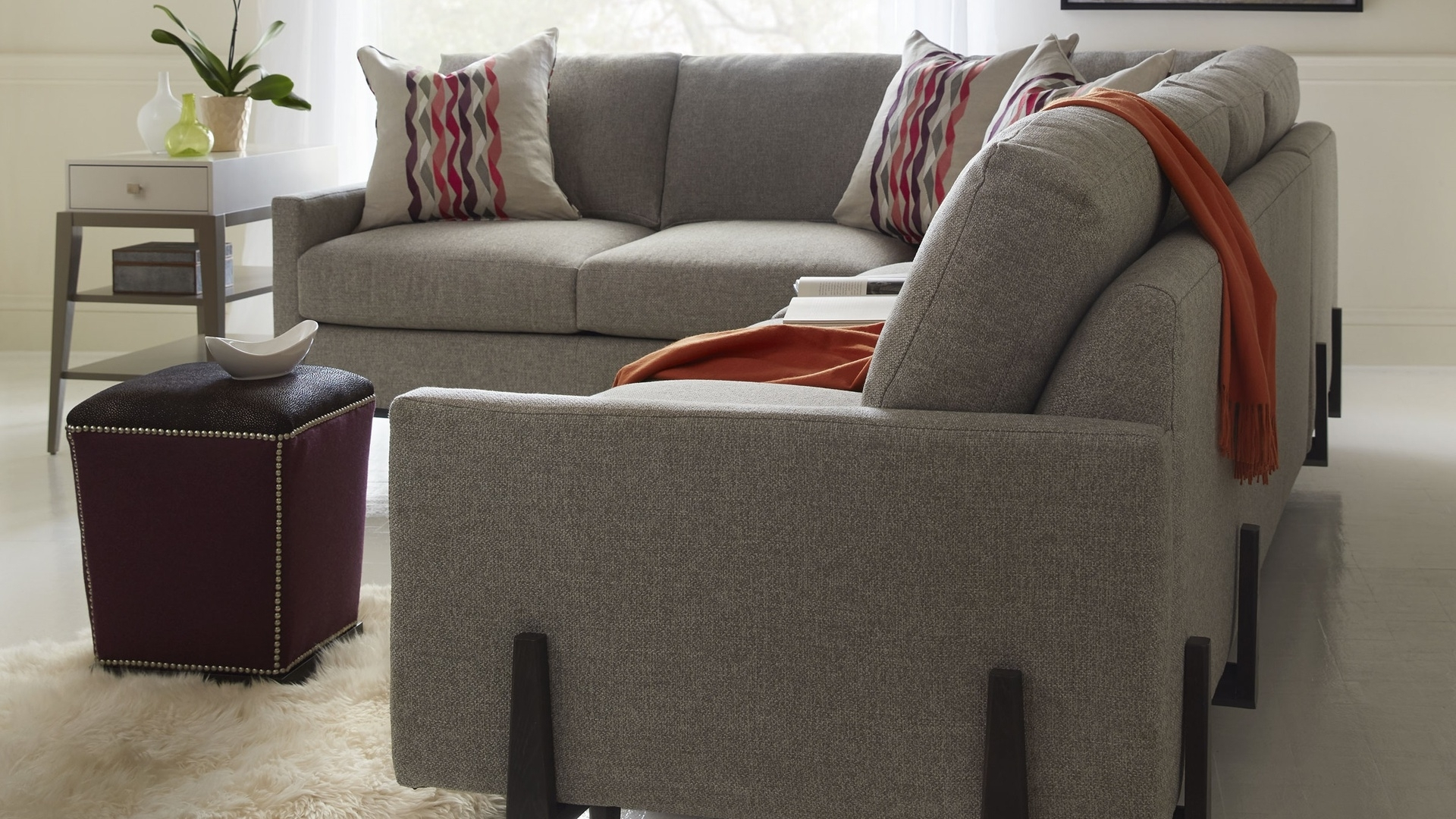 Stanford Furniture Intended For Most Current Made In North Carolina Sectional Sofas (View 16 of 20)