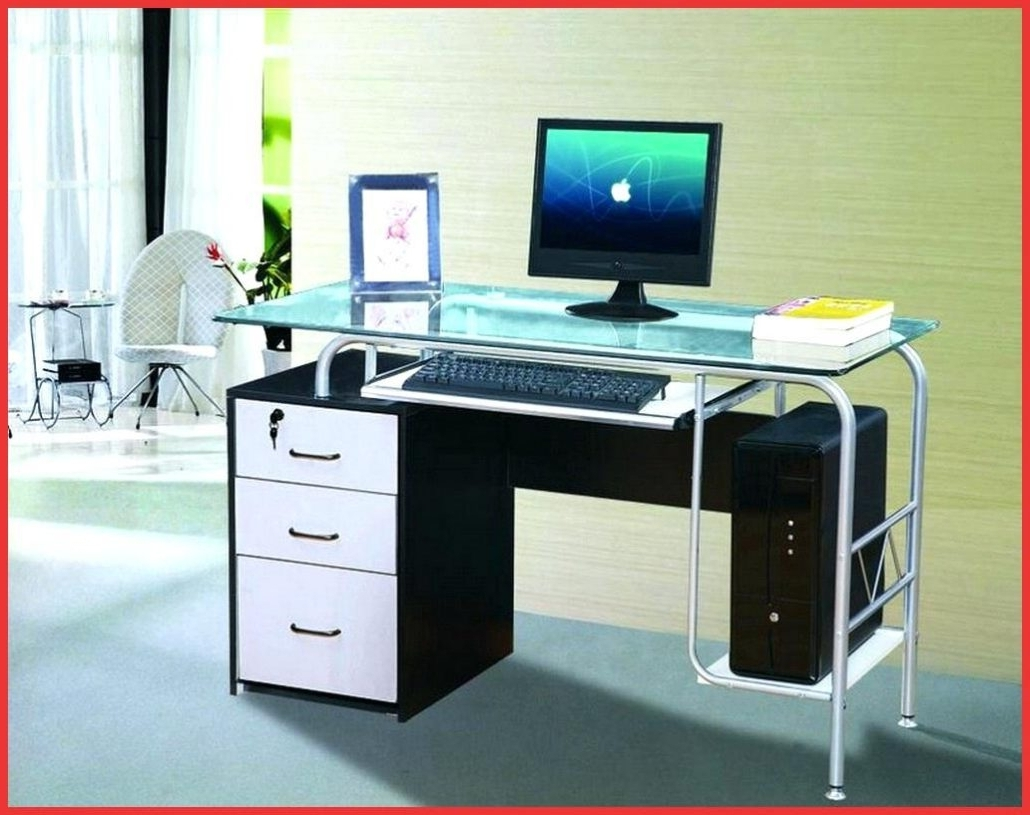 Staples Glass Top Computer Desk • Desk Ideas With Favorite Computer Desks At Staples (View 16 of 20)