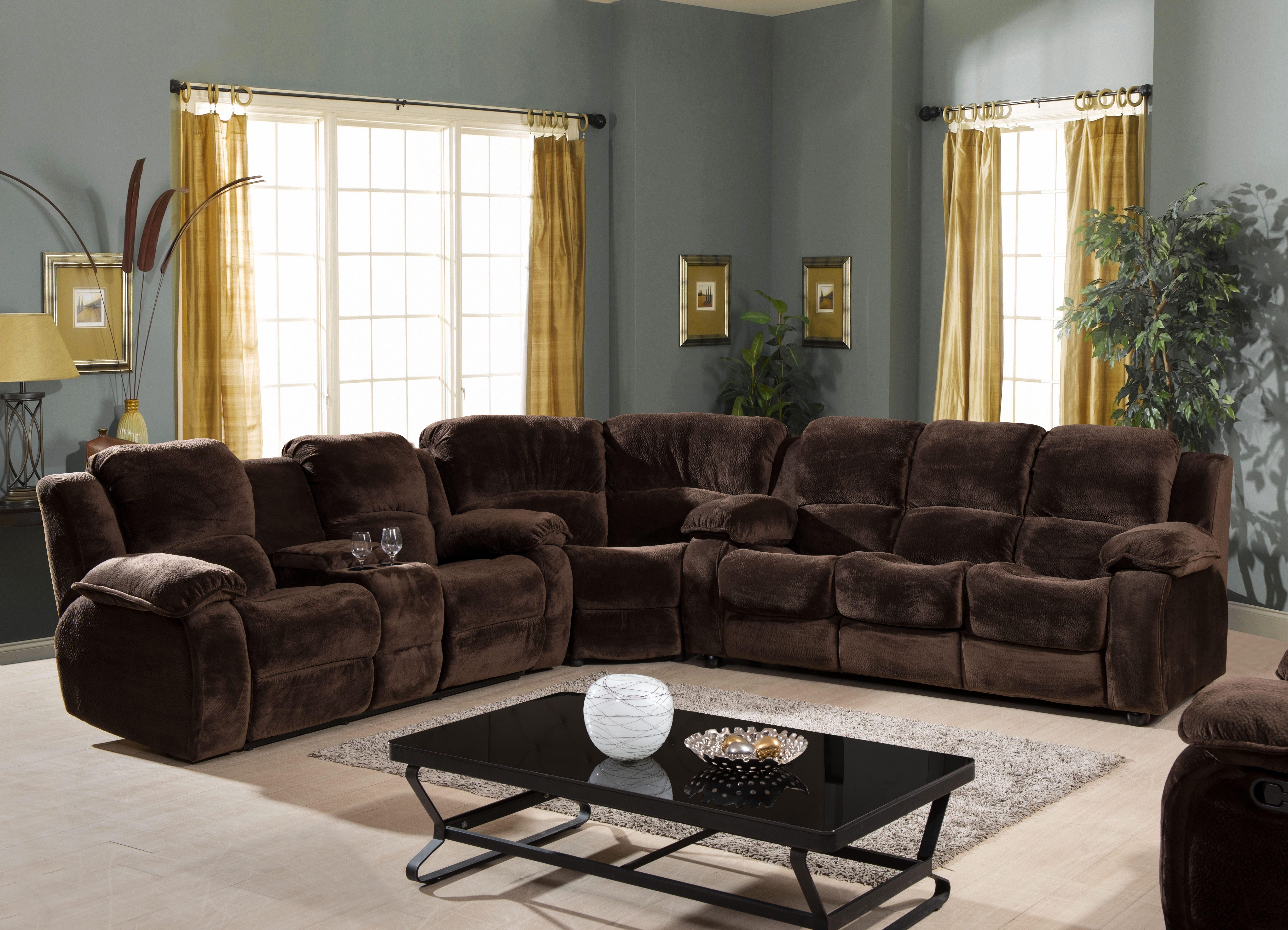Stock Information – United Furniture Throughout Most Recent Sectional Sofas In Stock (View 16 of 20)