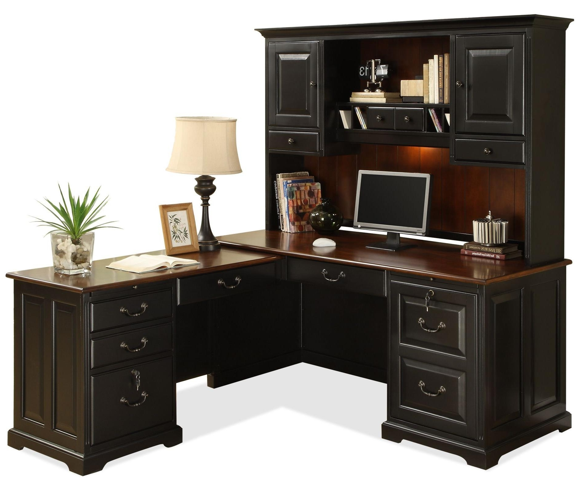 Store Your All Office Items Through Computer Desk With Hutch For Fashionable Computer Desks At Best Buy (View 15 of 20)